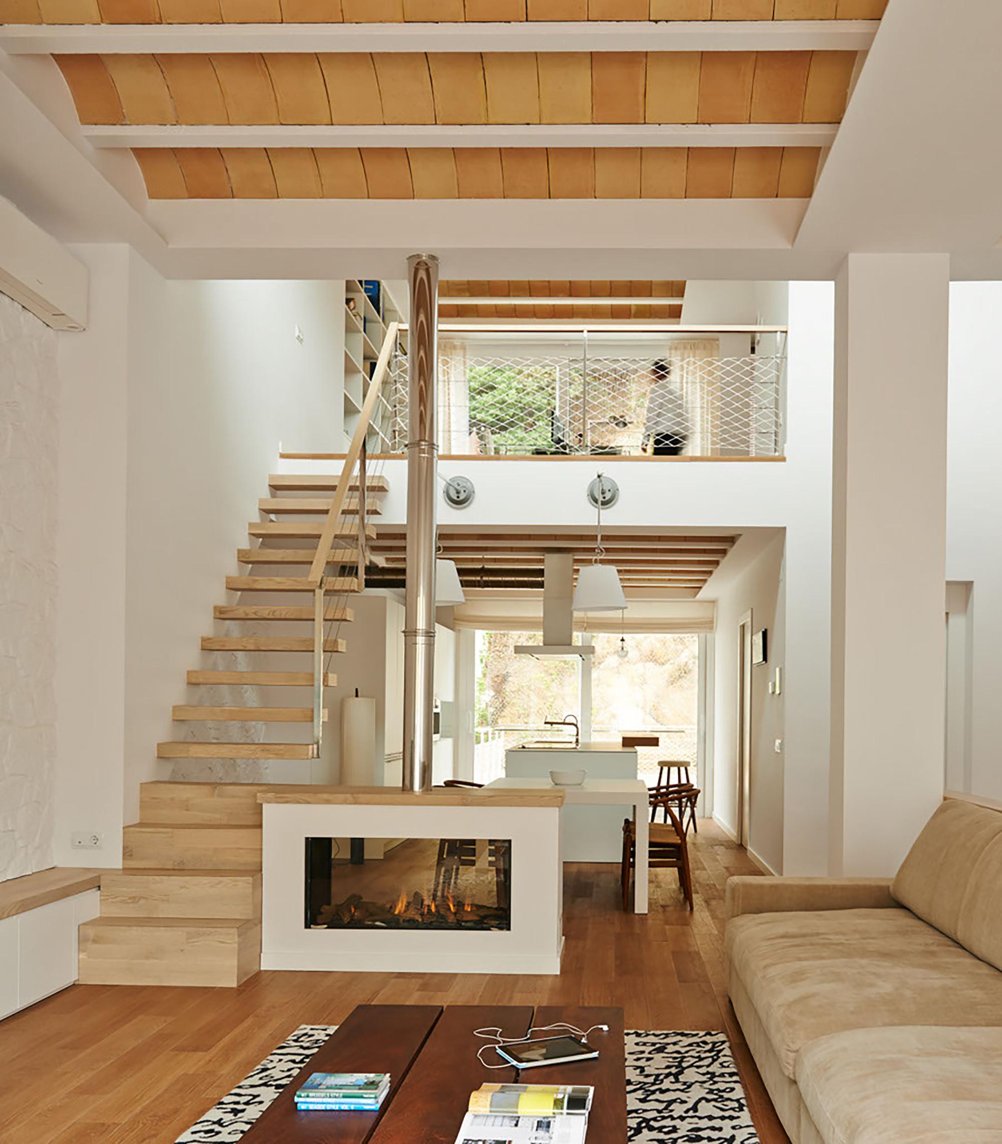 House ca 39 s bouer jordi queralt la boqueria archdaily for Design economico