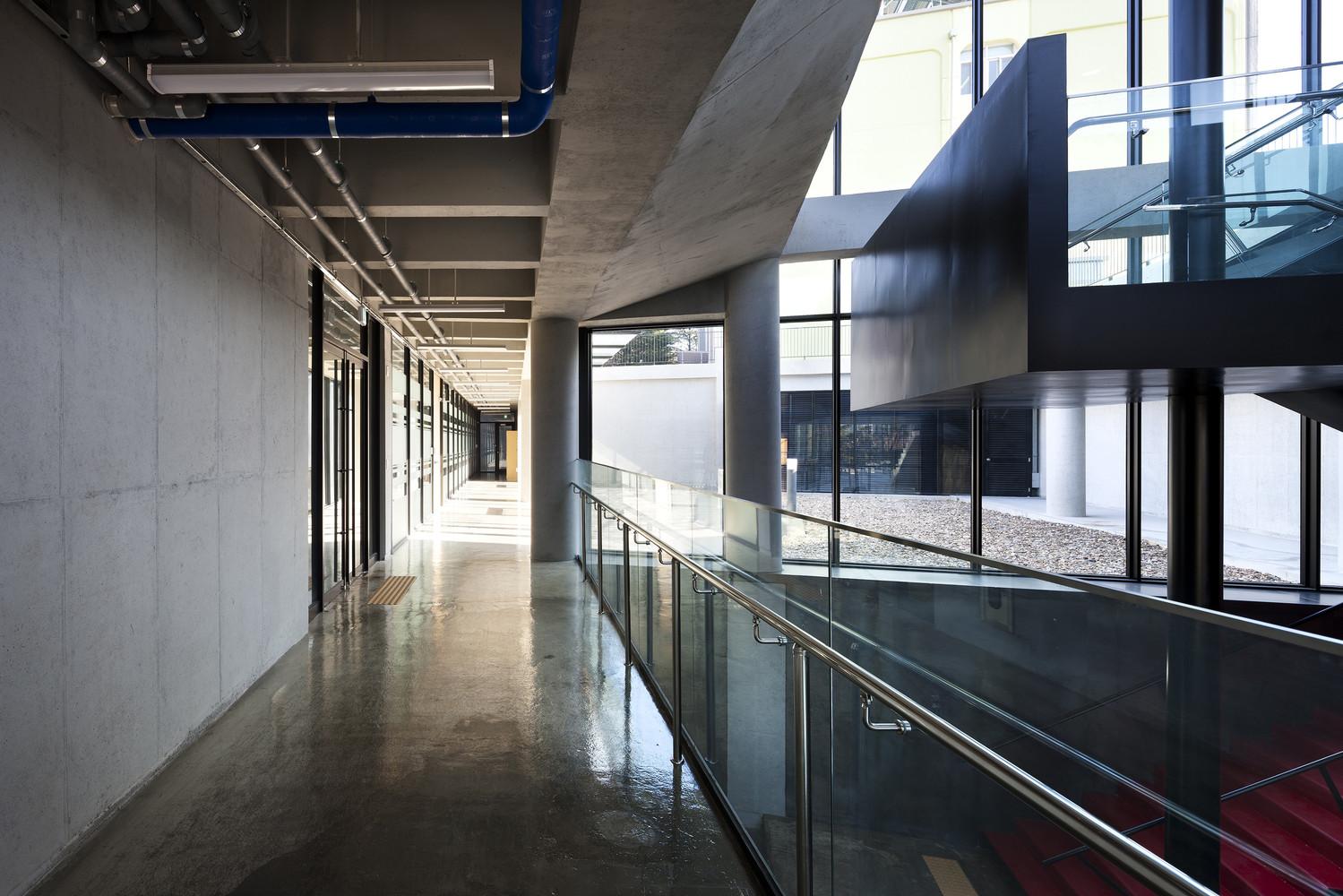 architectural design studio address. Architectural Design Studio of KNU  Park Young Che Gallery ADF Architects 8