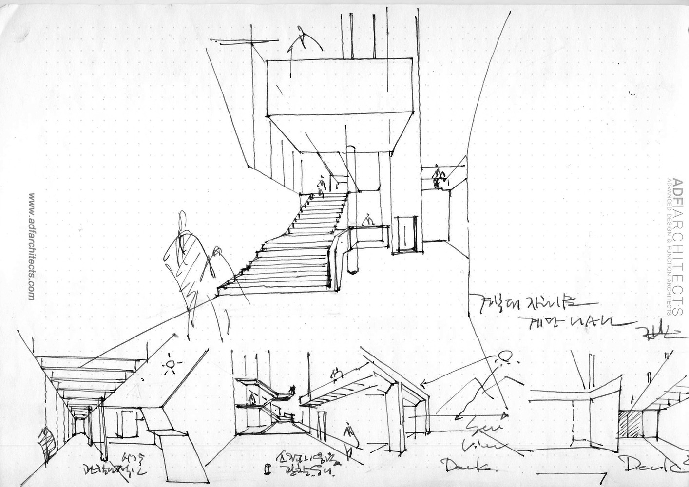 Architectural Design Studio Of KNU,Drawings 2