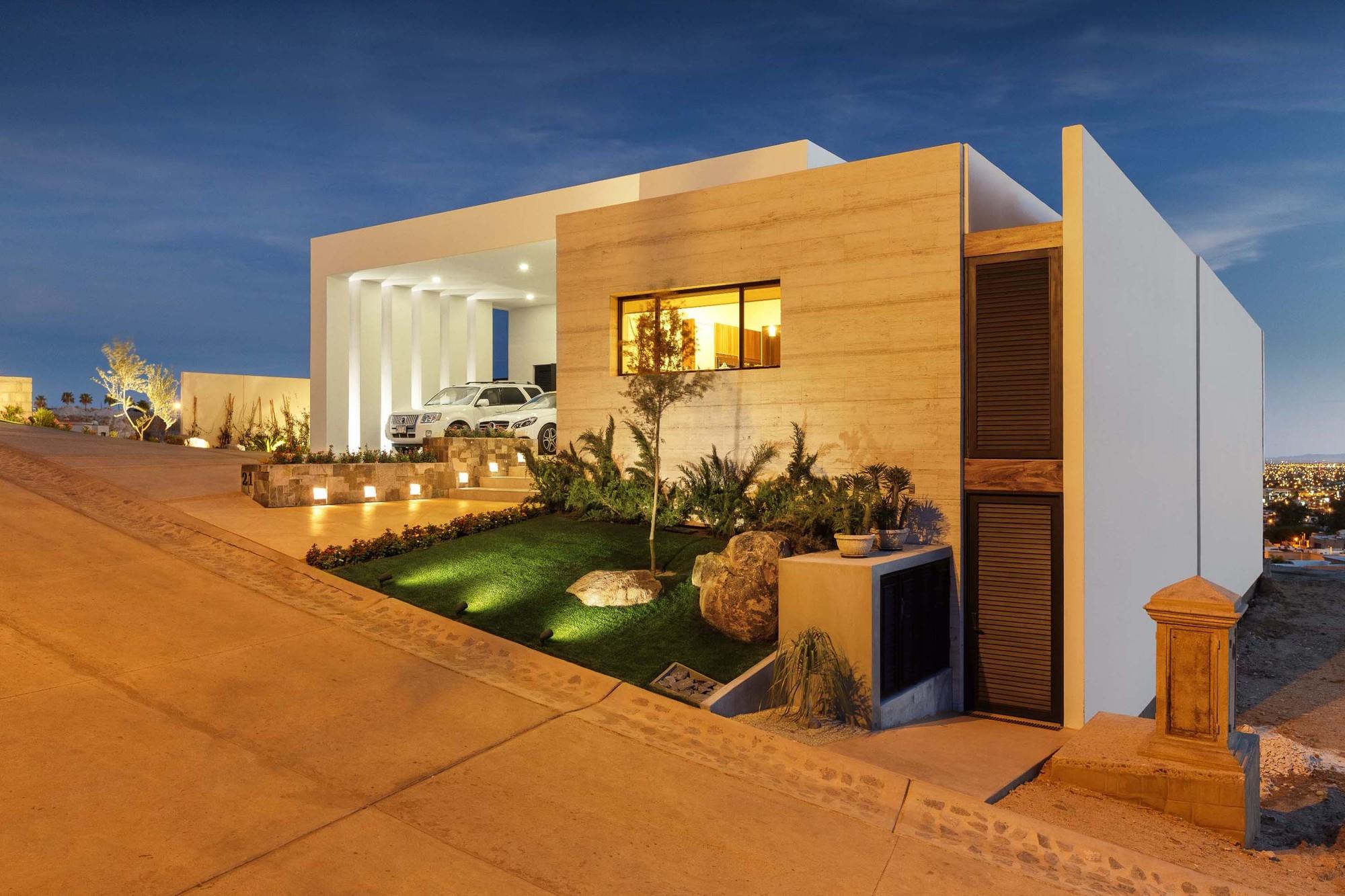 Galer a de casa mar imativa arquitectos 20 for Detalles para casas modernas