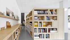 Office Dones del 36 / Zest Architecture