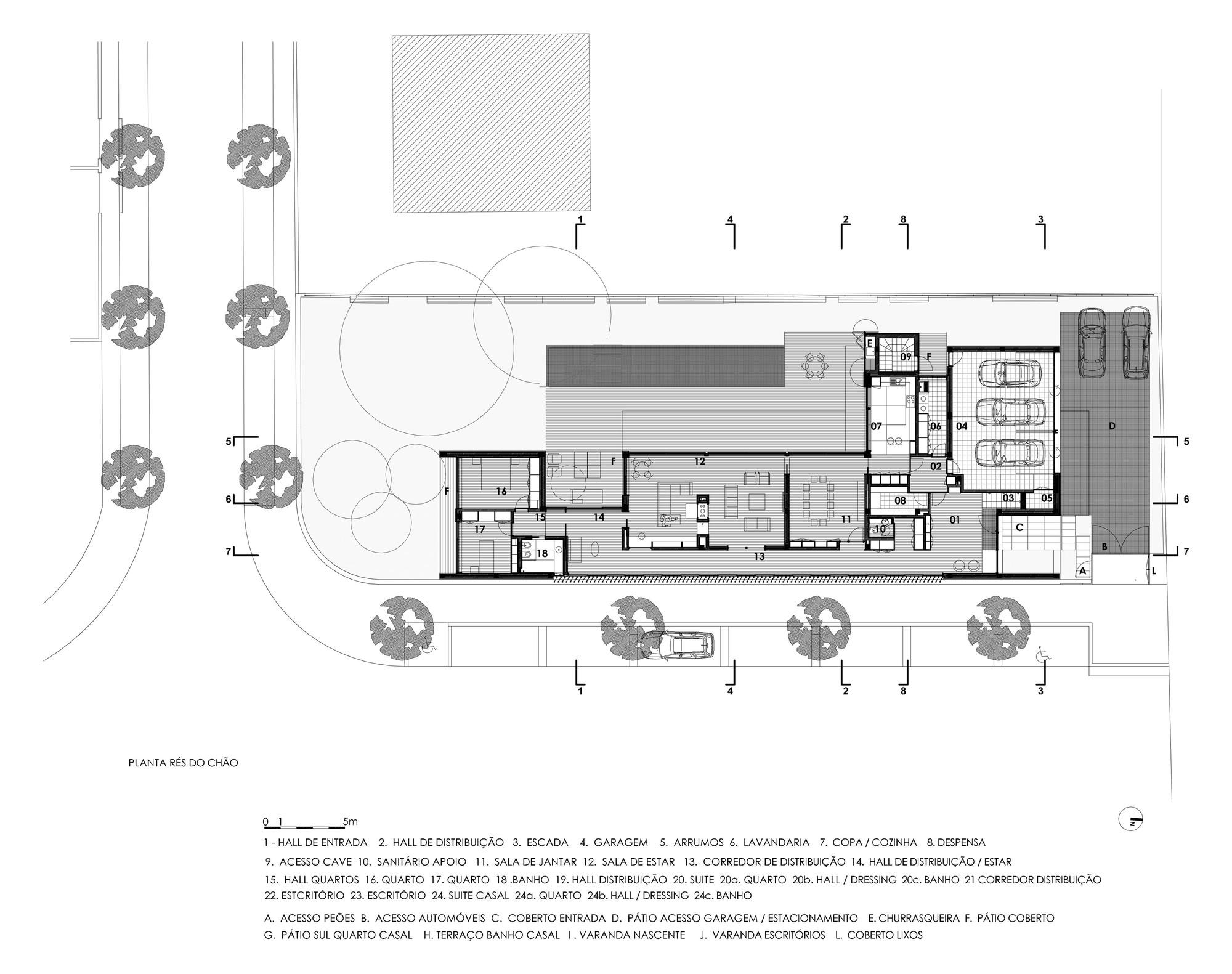 Jd house atelier d 39 arquitectura j a lopes da costa - Atelier arquitectura ...