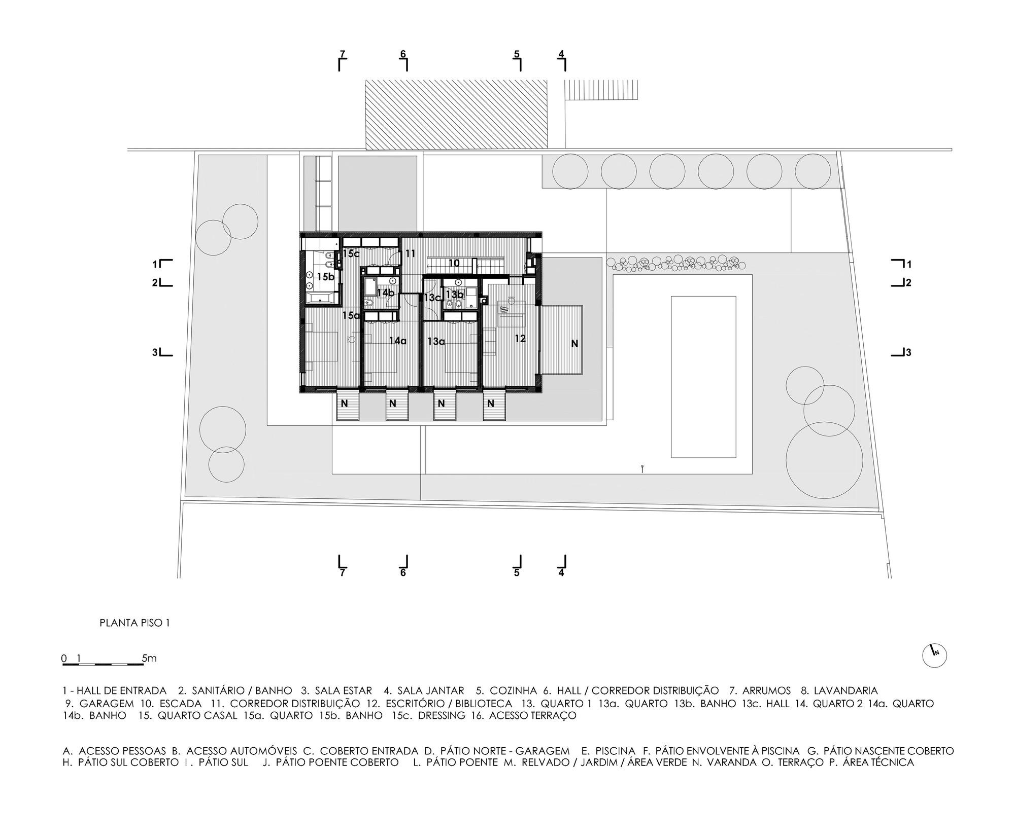 Galer a de casava atelier d 39 arquitectura j a lopes da - Atelier arquitectura ...