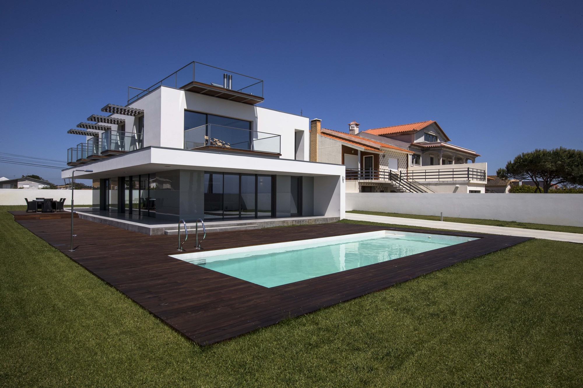 VA House / Atelier d'Arquitectura J. A. Lopes da Costa, © Manuel Aguiar