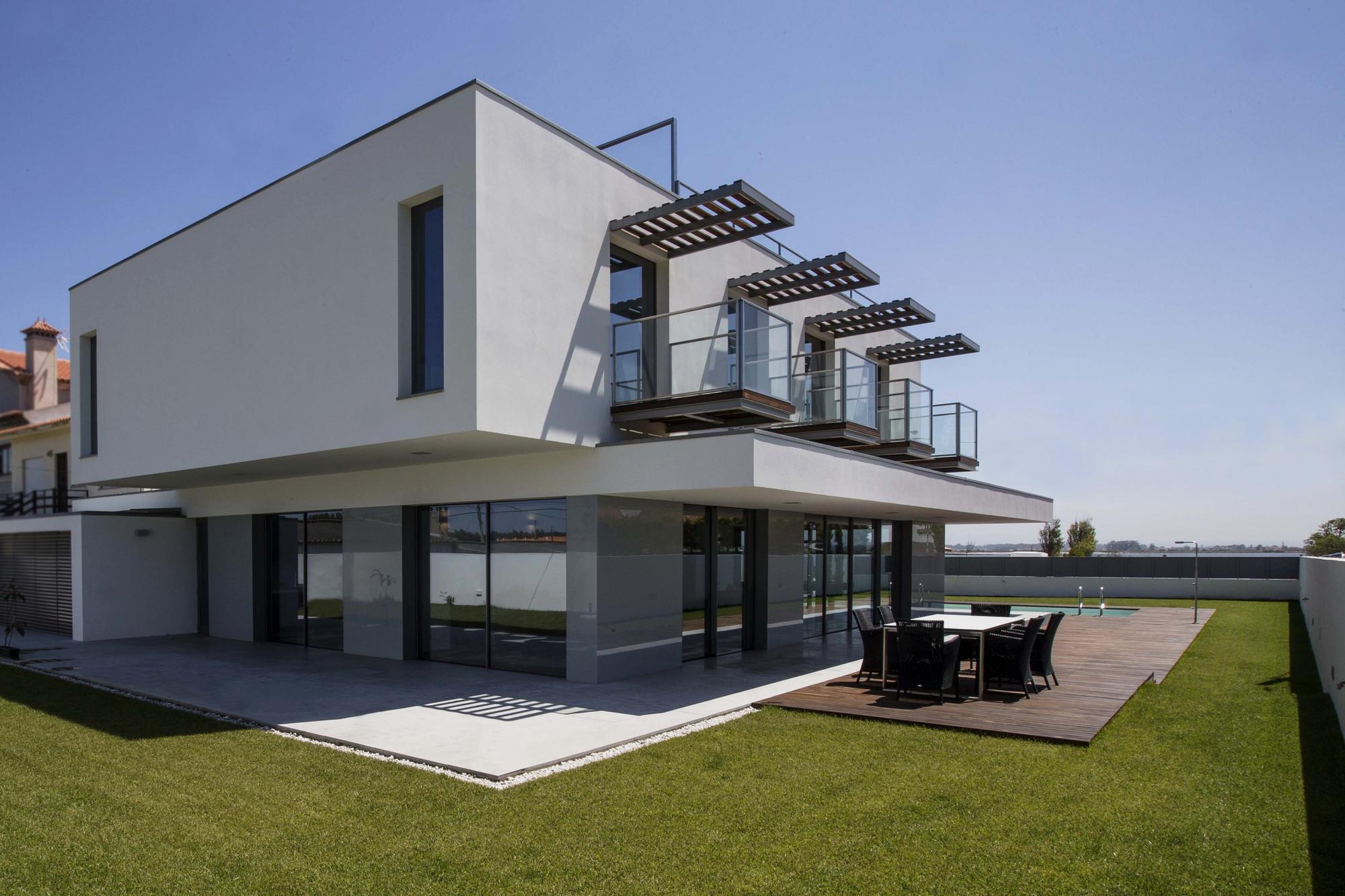 Gallery of va house atelier d 39 arquitectura j a lopes - Atelier arquitectura ...