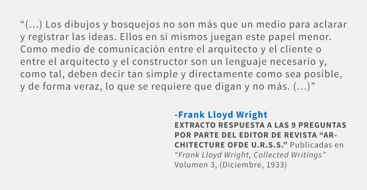 Frases: Frank Lloyd Wright