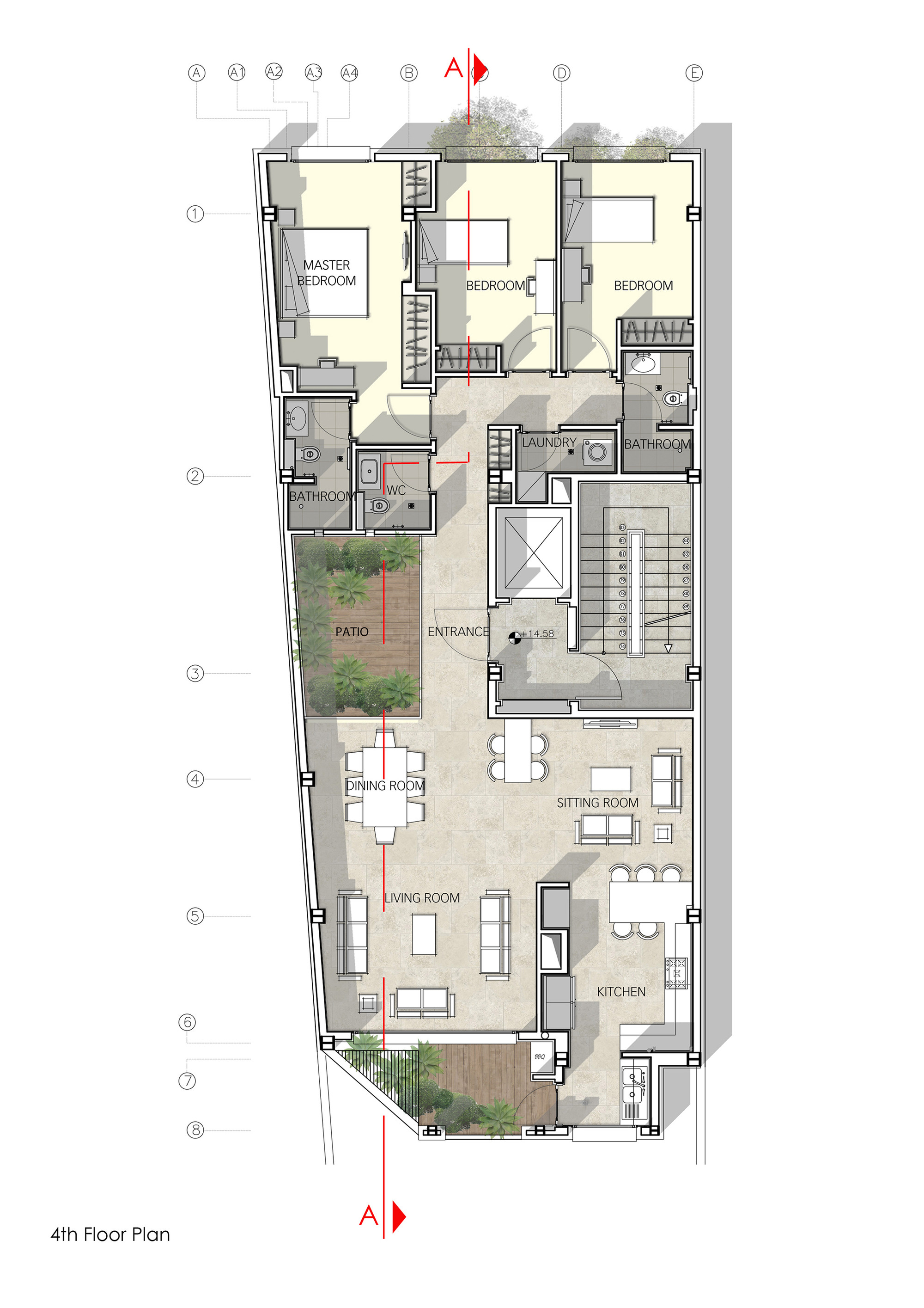 Residential Architecture Floor Plan Best Home Style Inspiration