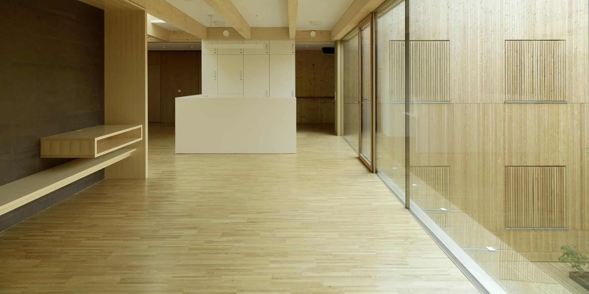 Conhecido Galeria de Lar de Idosos Peter Rosegger / Dietger Wissounig  OM05