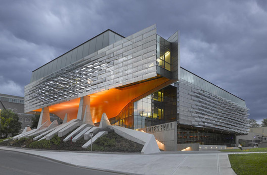 Bill & Melinda Gates Hall / Morphosis Architects