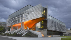 Edificio Portal Bill & Melinda / Morphosis Architects