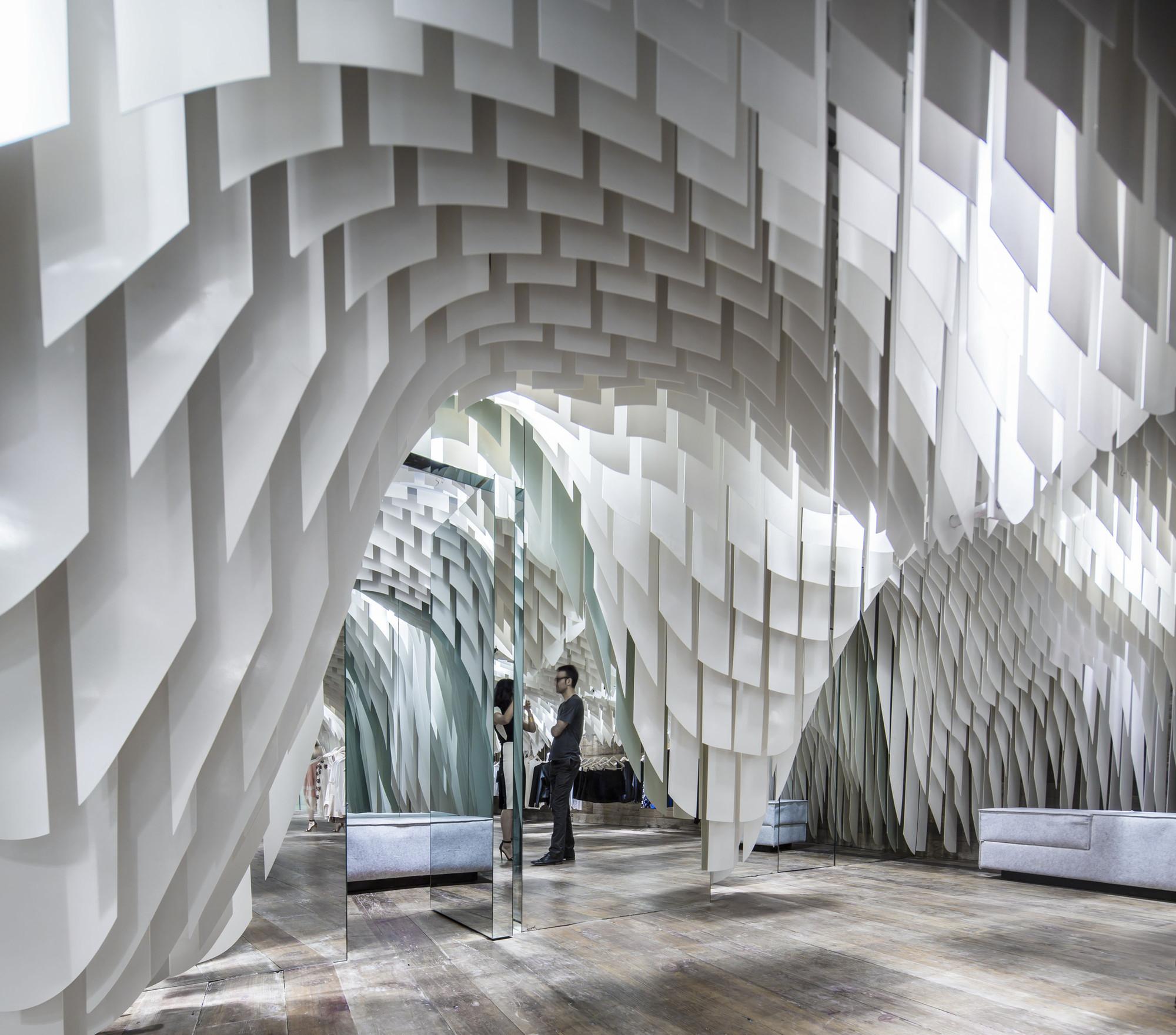 SND Fashion Store / 3GATTI, © Shen Qiang