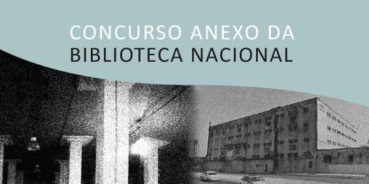 Último dia para enviar propostas para o Concurso Anexo da Biblioteca Nacional, Cortesia de  IAB-RJ