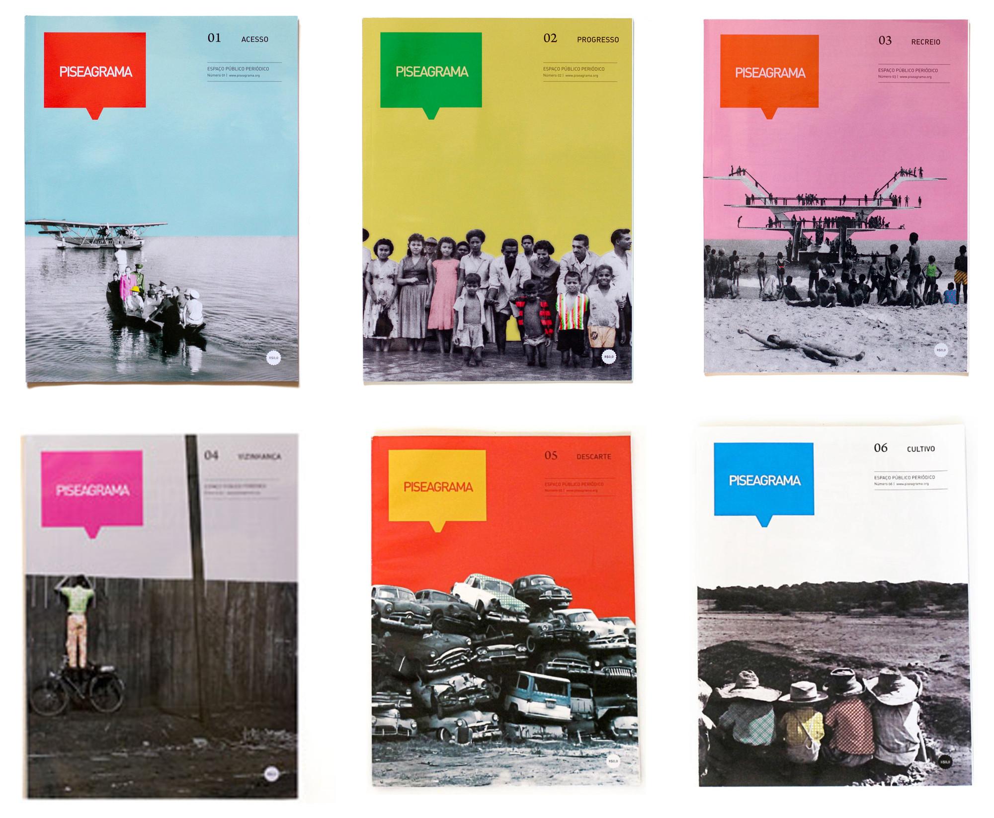 PISEAGRAMA lança campanha de financiamento colaborativo, Cortesia de Revista PISEAGRAMA