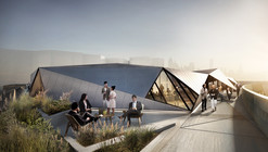 Sheppard Robson Designs Rooftop Pavilion for Aldwych House