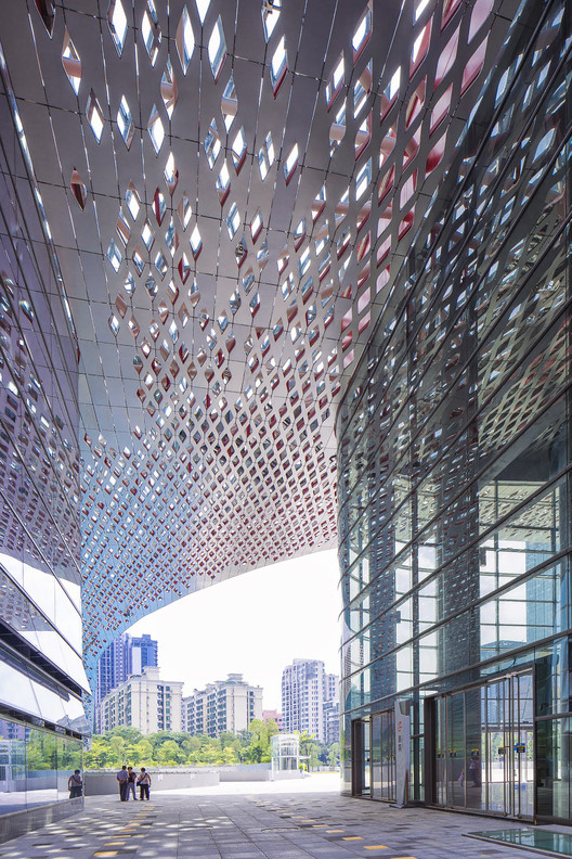 Shenzhen Performing Arts Facility / ZOBOKI-DEMETER & Associates , Courtesy of ZOBOKI-DEMETER & Associates