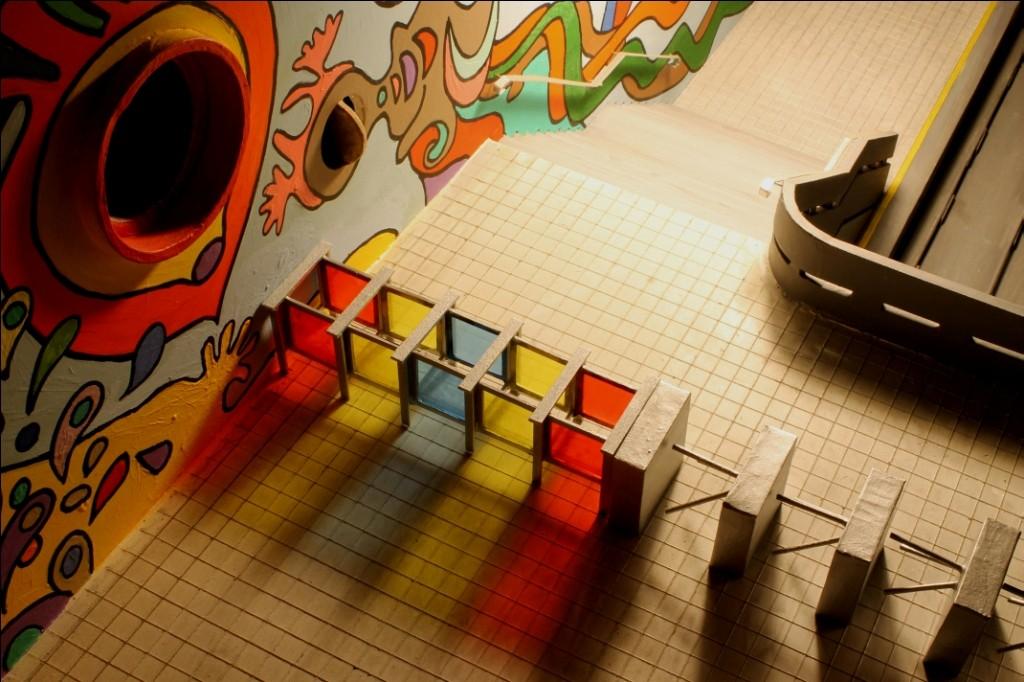 Arte y Arquitectura: ESTACIÓN UTOPÍA, exposición que valora el legado del patrimonio moderno, Cortesia de Leonardo Portus