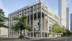 Salas de Oficinas do Teatro Städtische Bühnen / gmp architekten