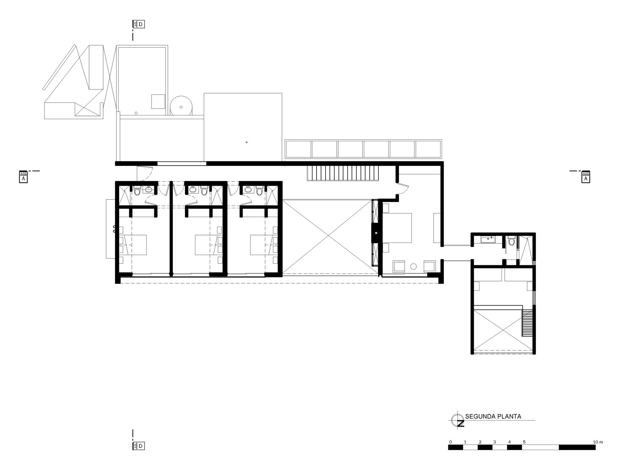 Villa Floor Plans Galeria De Casa B2 Jaime Ortiz De Zevallos 24