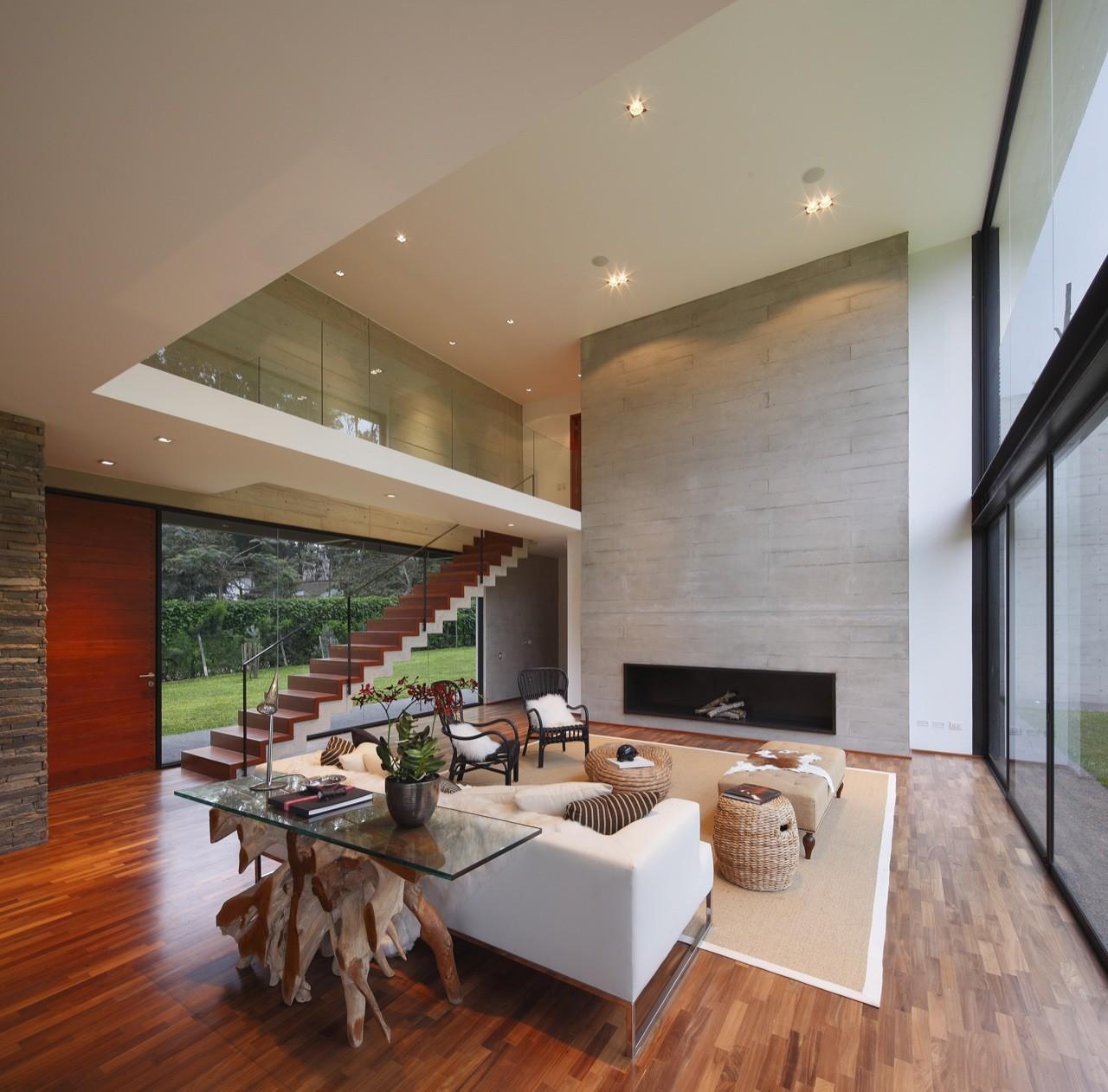 Int U00e9rieur Maison Moderne Avec D U00e9coration Asiatique Casa Design