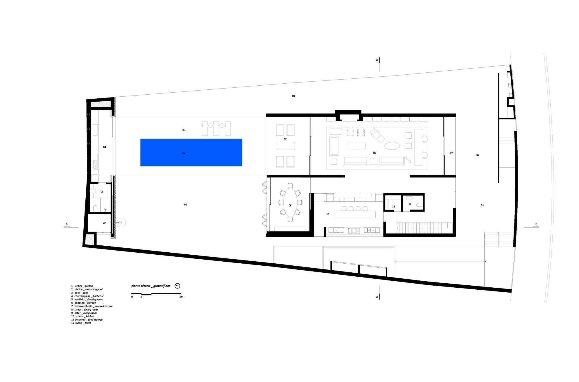 Gallery Of Tetris House Studio Mk27 Marcio Kogan