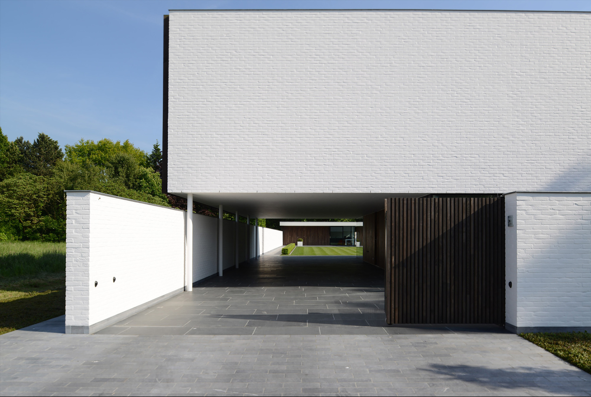 Villa GFR DE JAEGHERE Architectuuratelier