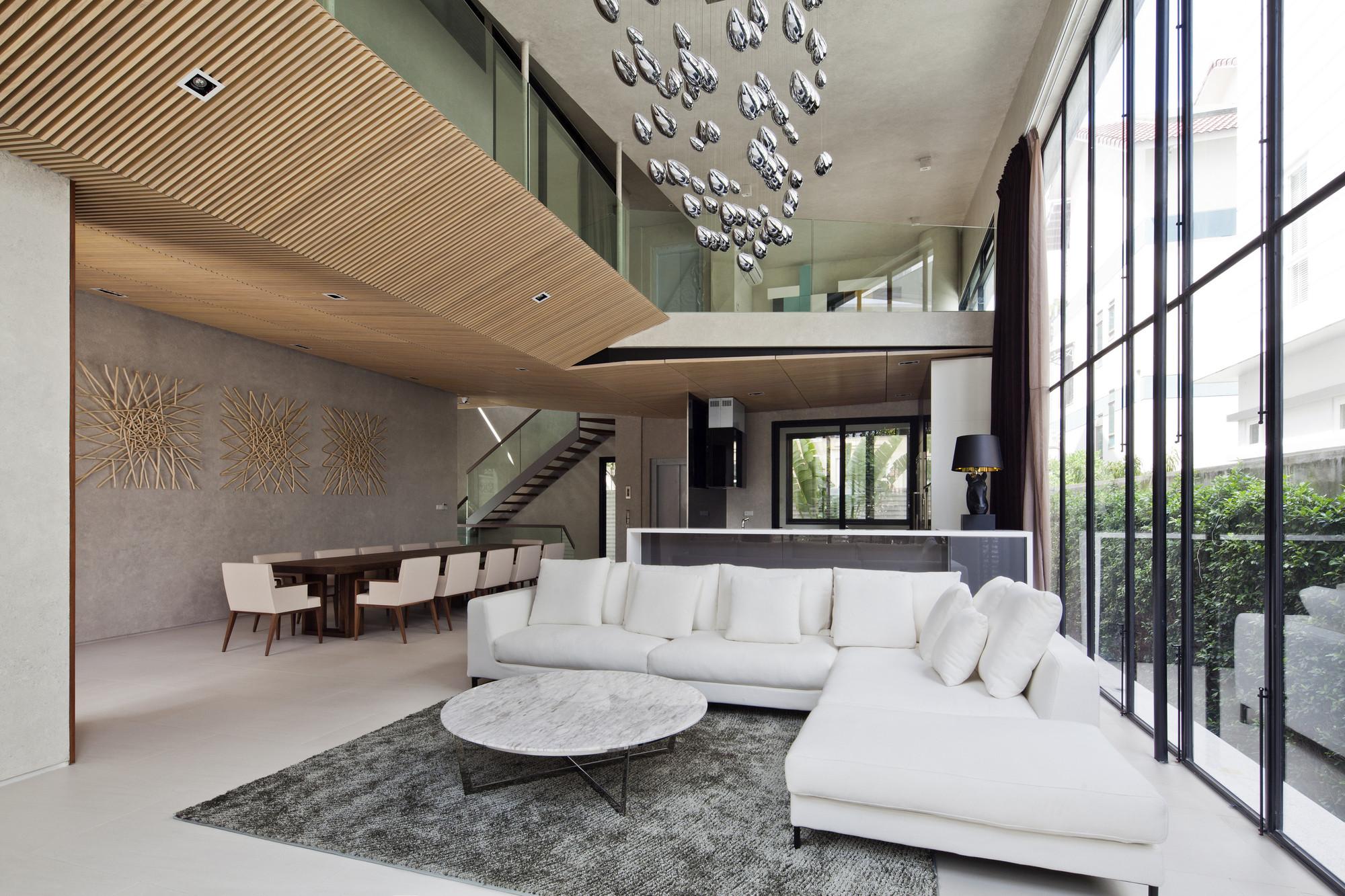 Casa NQ / Nha Dan Architect, © Hiroyuki Oki
