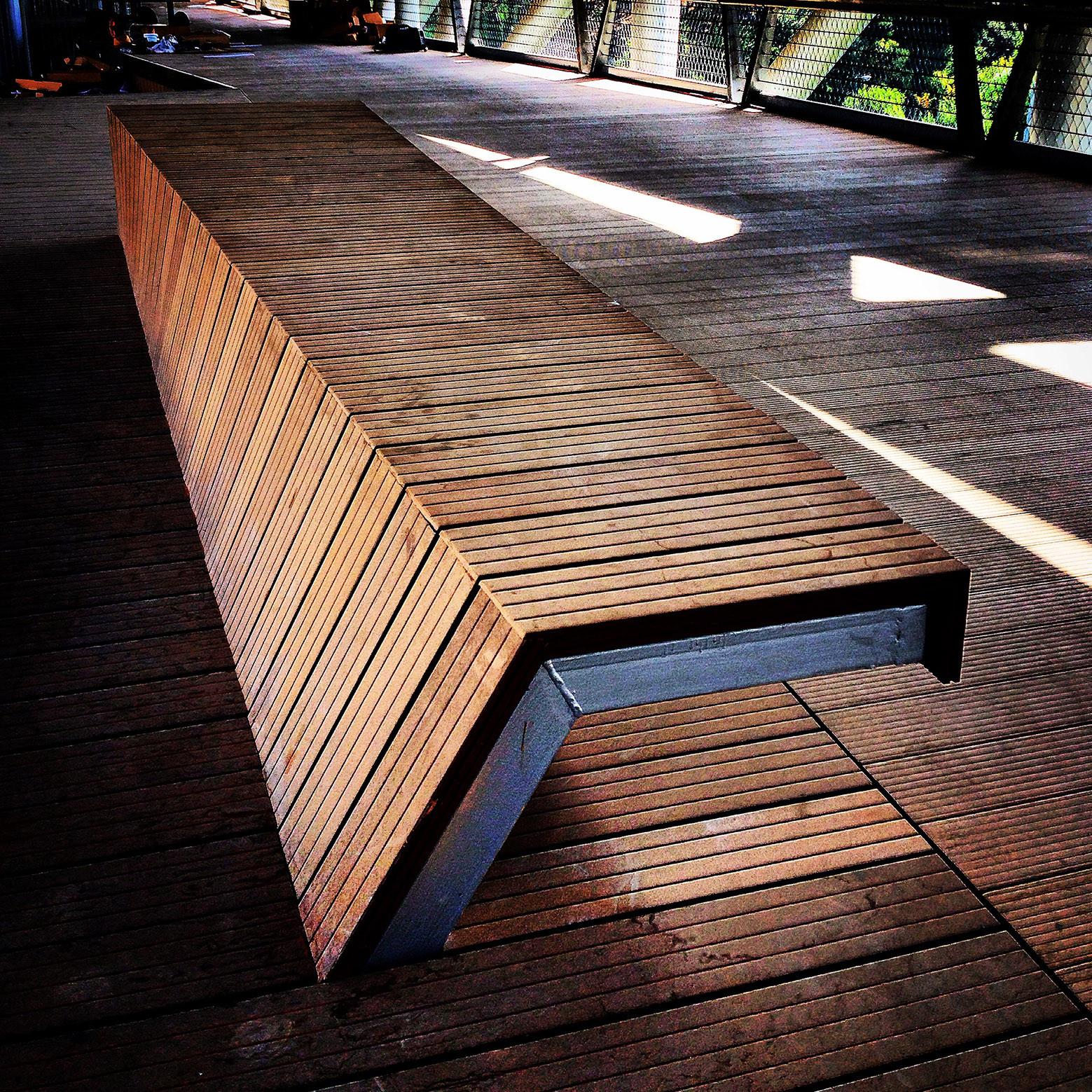 Gallery of Tabiat Pedestrian Bridge / Diba Tensile ...
