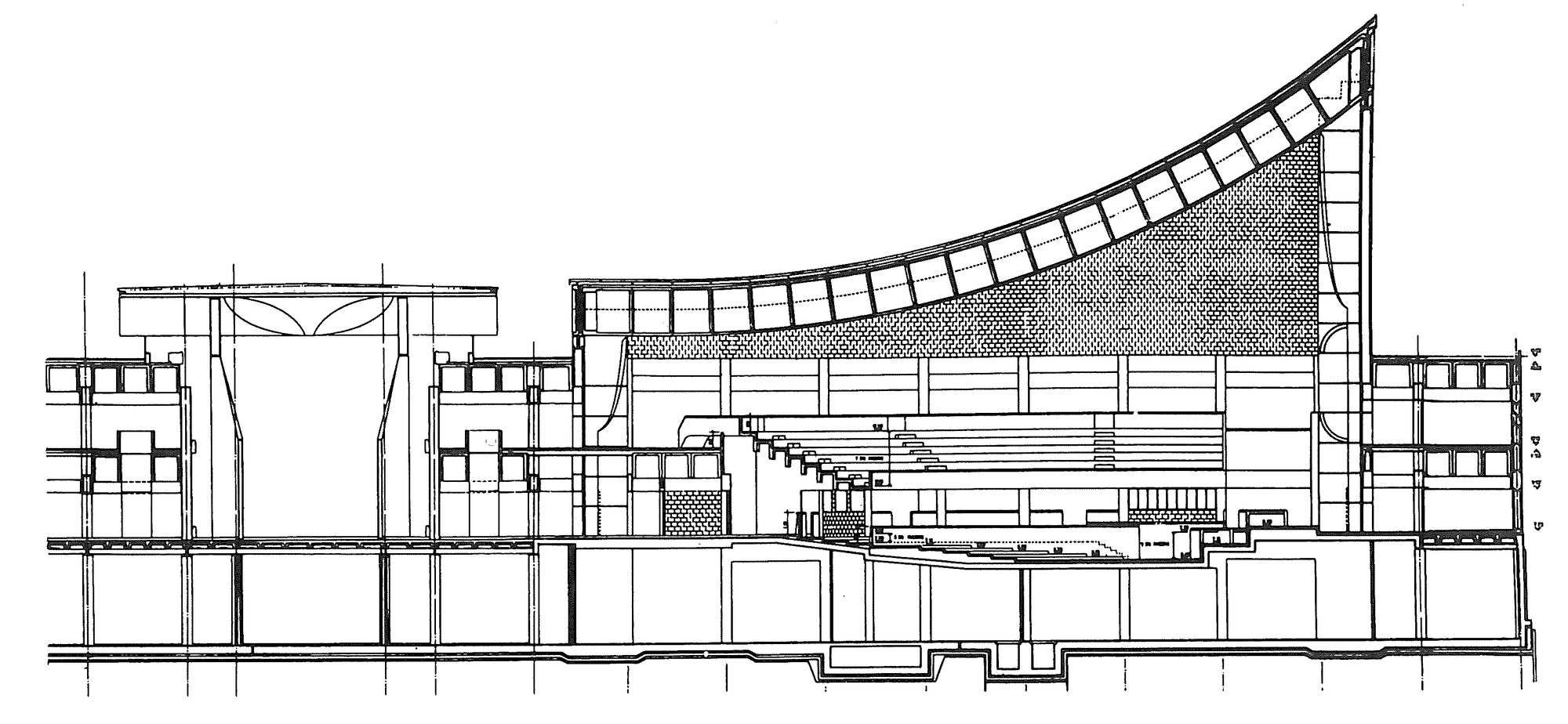 Kuwait National Assembly Building Plans