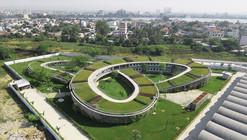 Jardín Infantil Farming / Vo Trong Nghia Architects