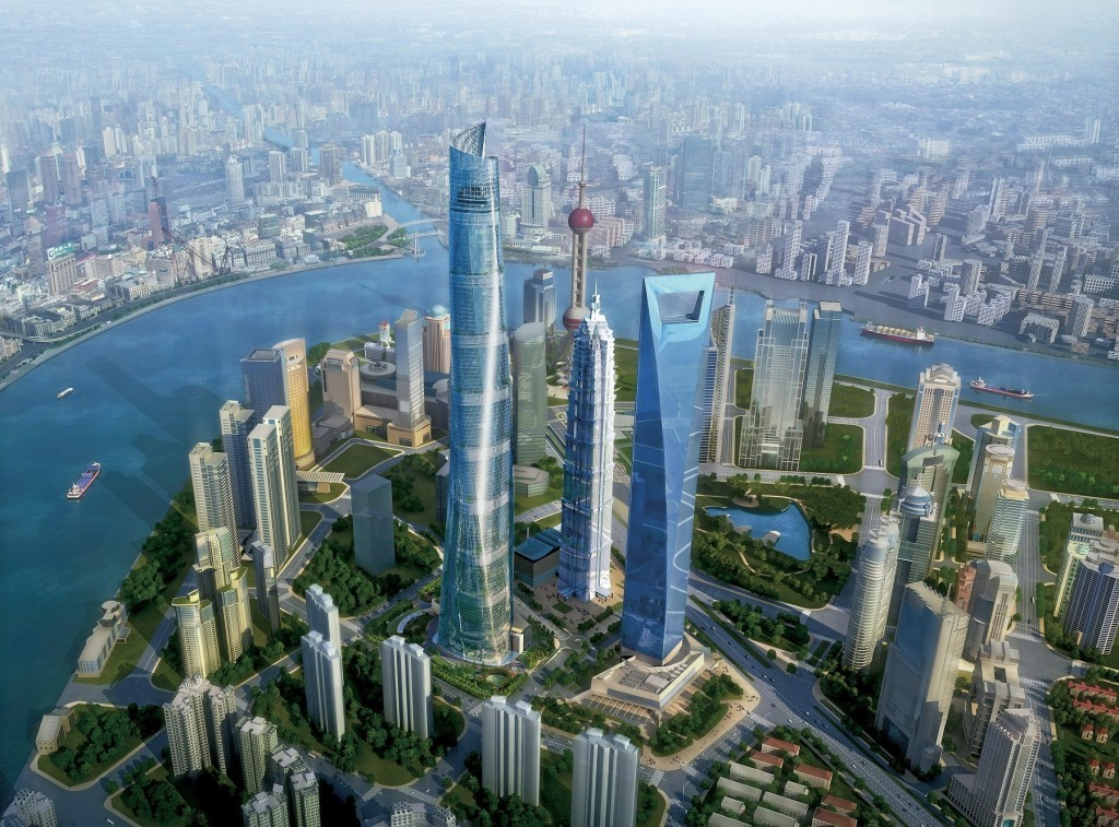 The World S 10 Tallest New Buildings Of 2015 Archdaily