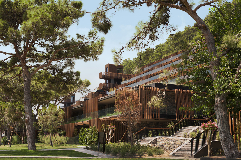 Gallery of Maxx Royal Kemer Hotel / Baraka Architects - 1