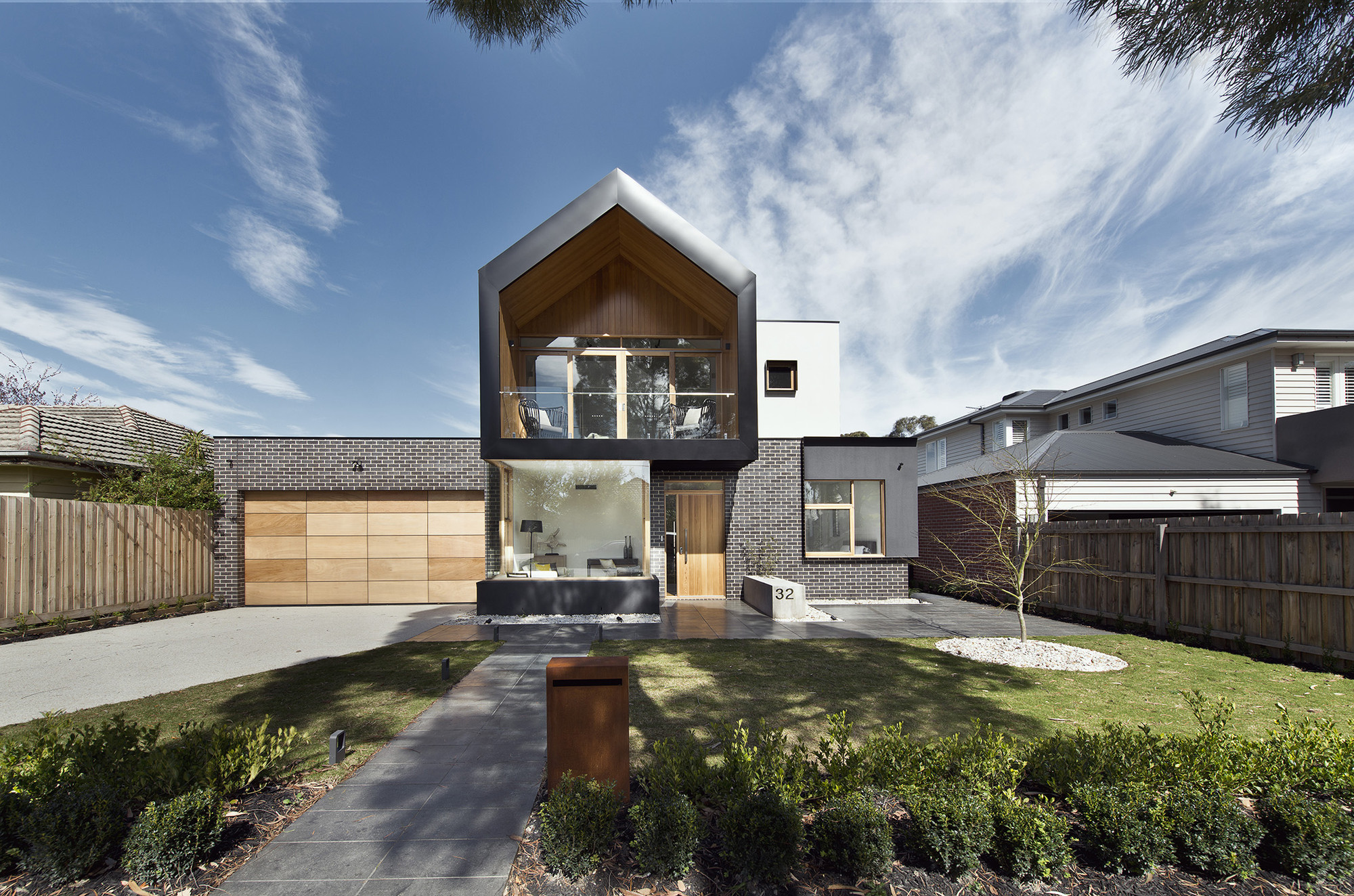 High Street / Alta Architecture, © Our Media Design Studio