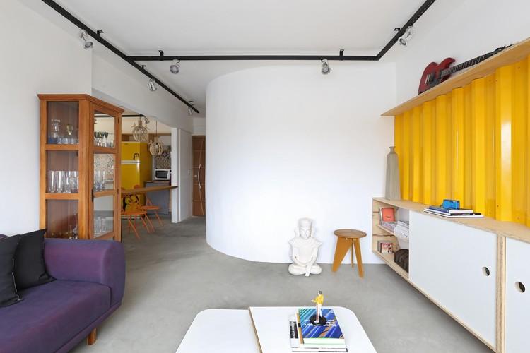 Apartamento Jabaquara / Studio dLux, © Mariana Orsi