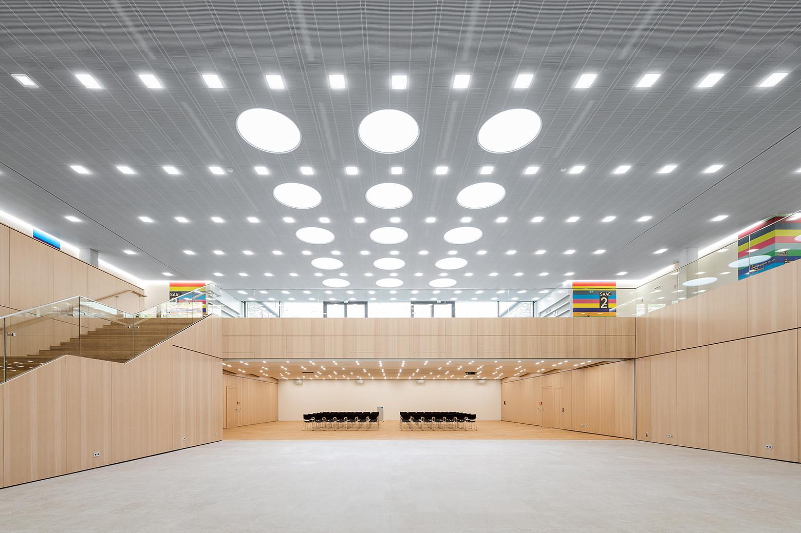 Cámara de Industria y Comercio / Wulf Architekten, © Brigida González