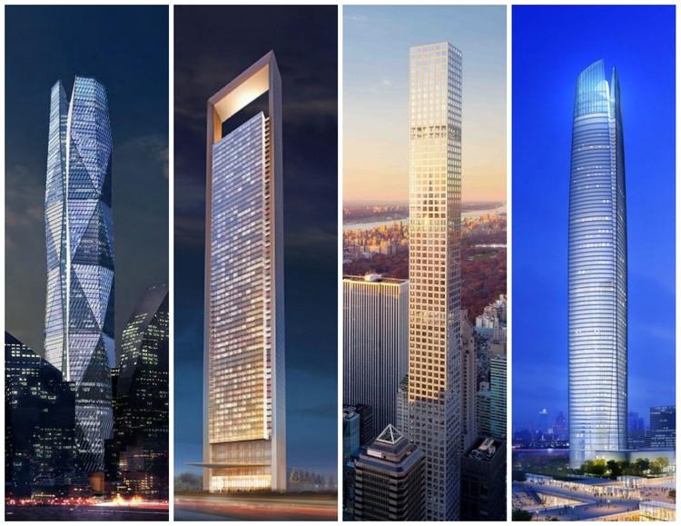 Los 10 nuevos edificios m s altos del mundo para 2015 for B b new york centro