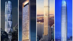 The World's 10 Tallest New Buildings of 2015
