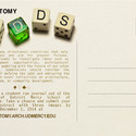 DICHOTOMY JOURNAL PLAYS THE ODDS: OPEN CALL FOR SUBMISSIONS ON TAKING ARCHITECTURAL RISKS