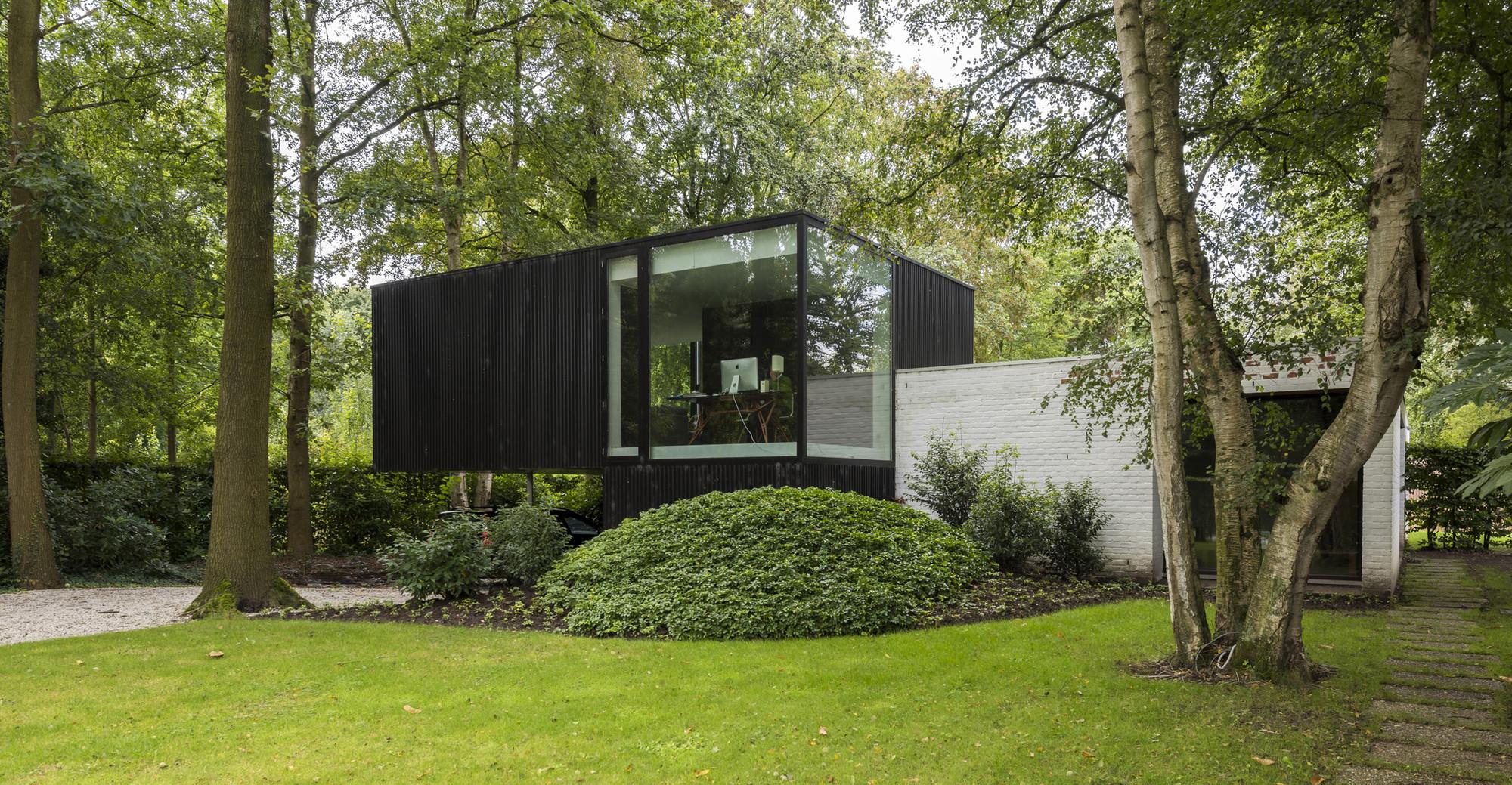 House VVK / UR architects, © Luc Roymans
