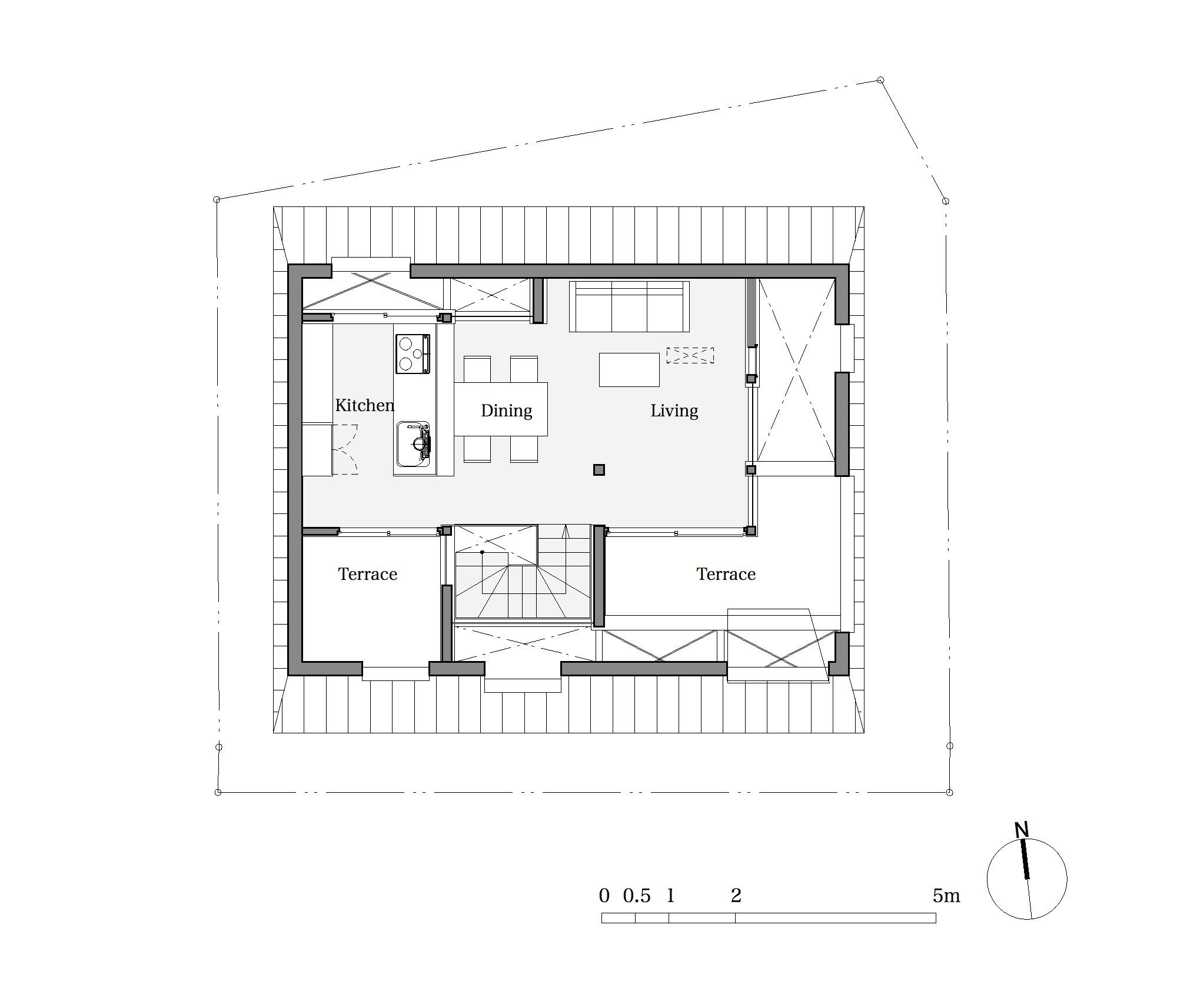 Gallery of House AA / Moca Architects - 18 on restaurant industry overview, restaurant floor manager, restaurant floor design,