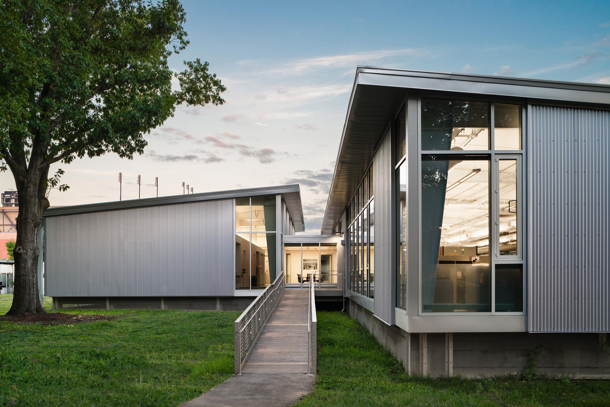 Revitalizing Olmsted Center / BKSK