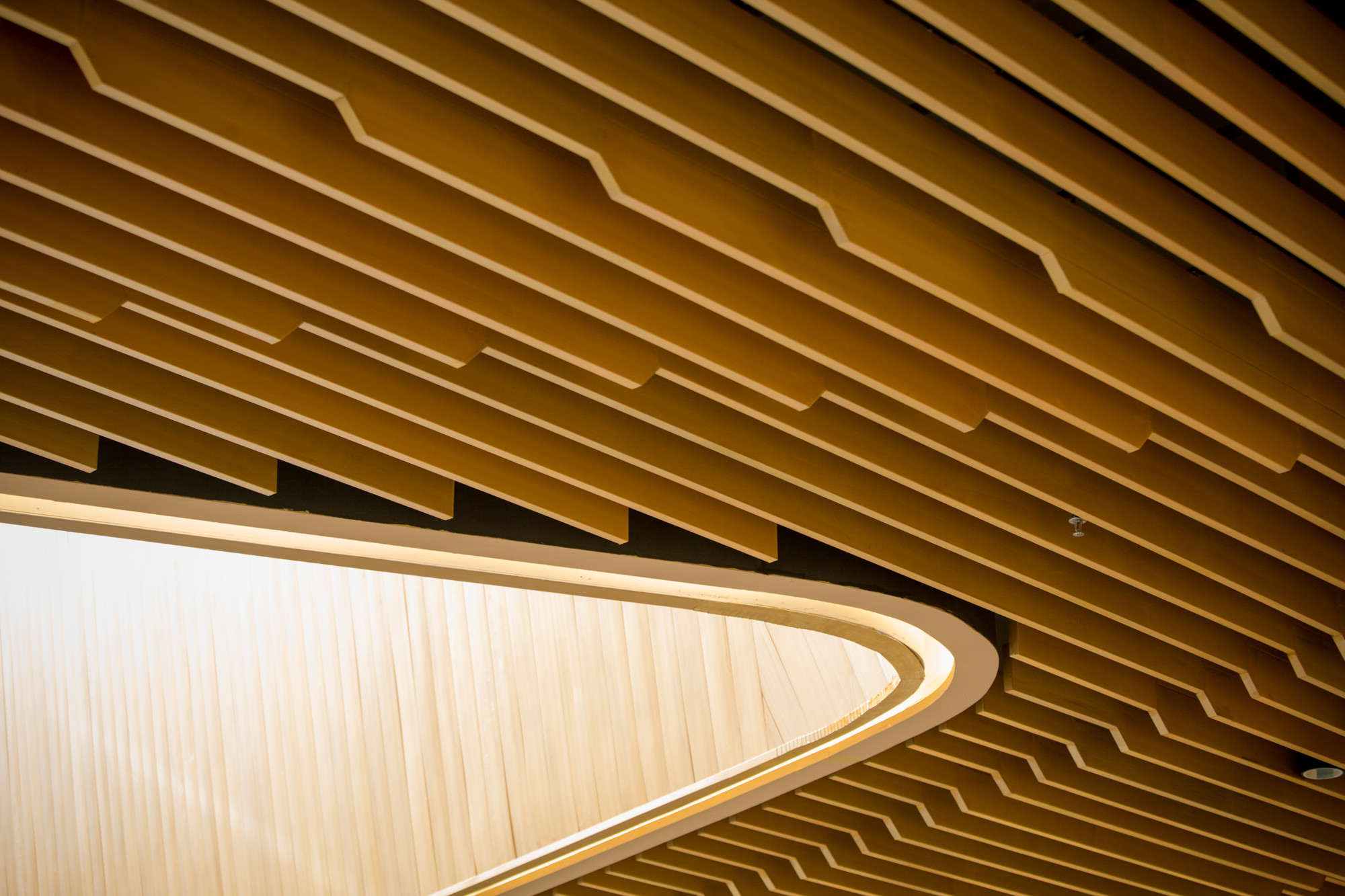 Attirant Courtesy Of Synthesis Design + Architecture