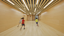 Kids Science Labs 02  / Woodhouse Tinucci Architects