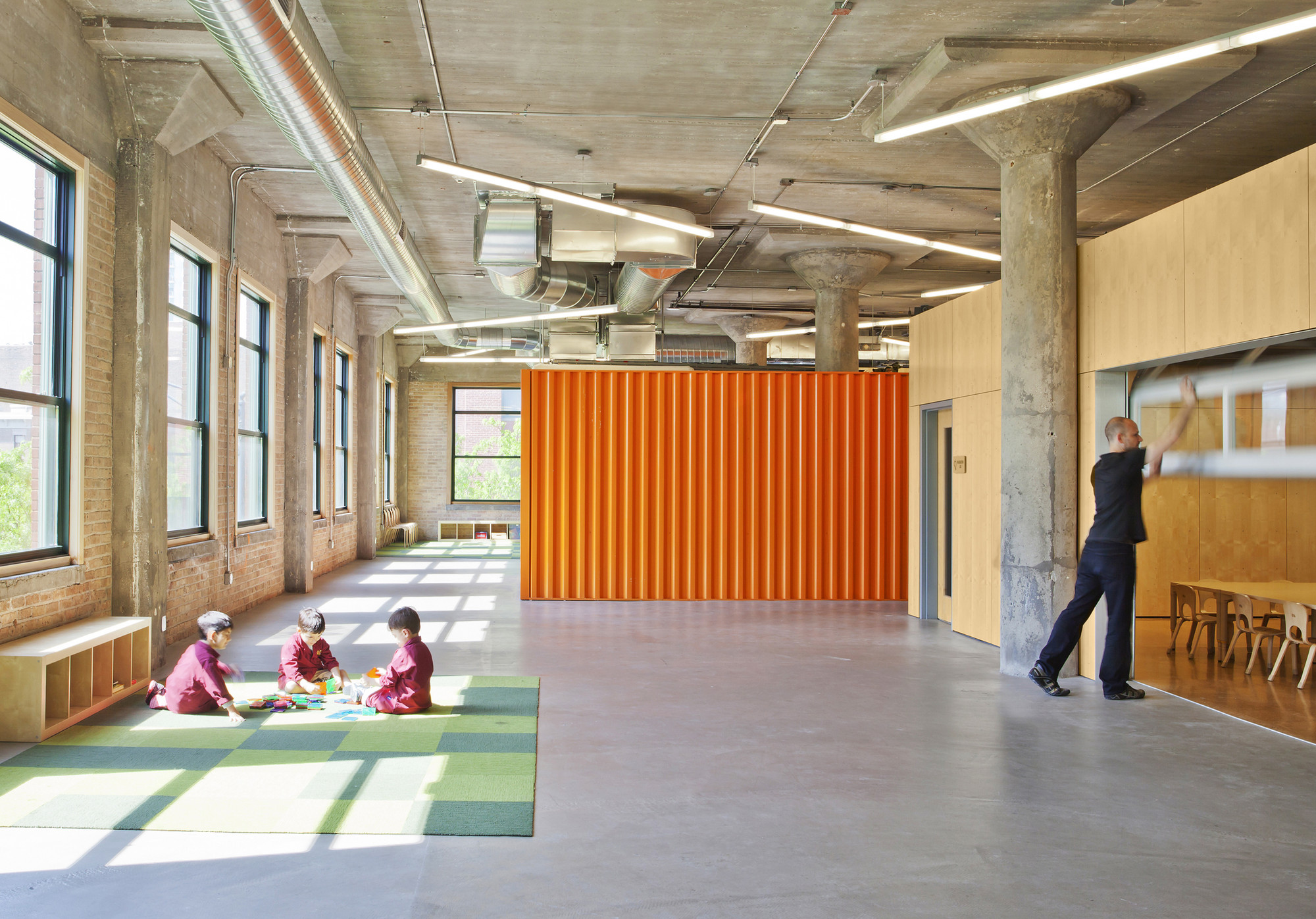 Kids Science Labs Woodhouse Tinucci Architects Archdaily