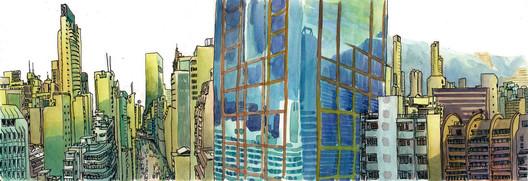 Hong Kong. Image Cortesia de Luís Simões