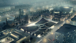 BIG divulga masterplan para o Smithsonian Campus em Washington DC