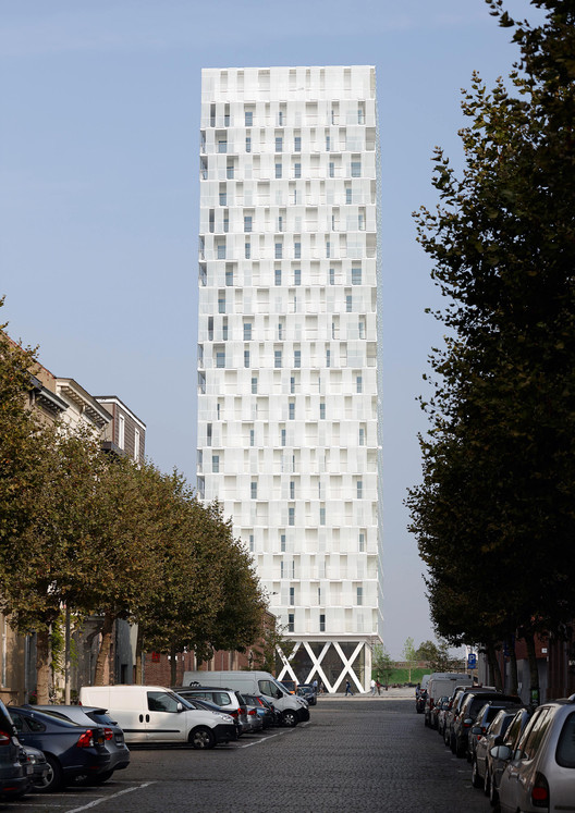 Park Tower / Studio Farris Architects, Courtesy of Studio Farris Architects