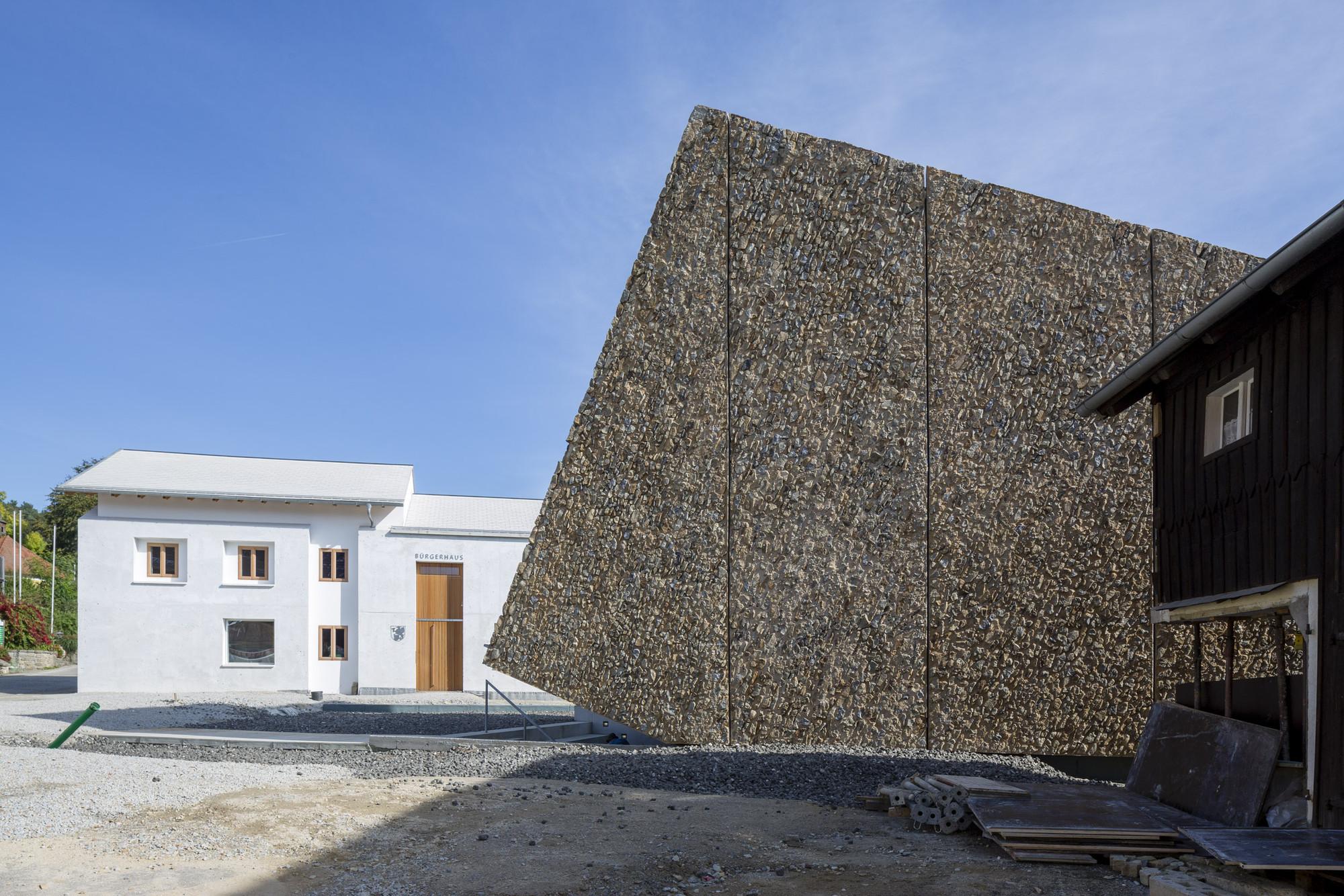 Haimerl Architektur gallery of concert blaibach haimerl architektur 24