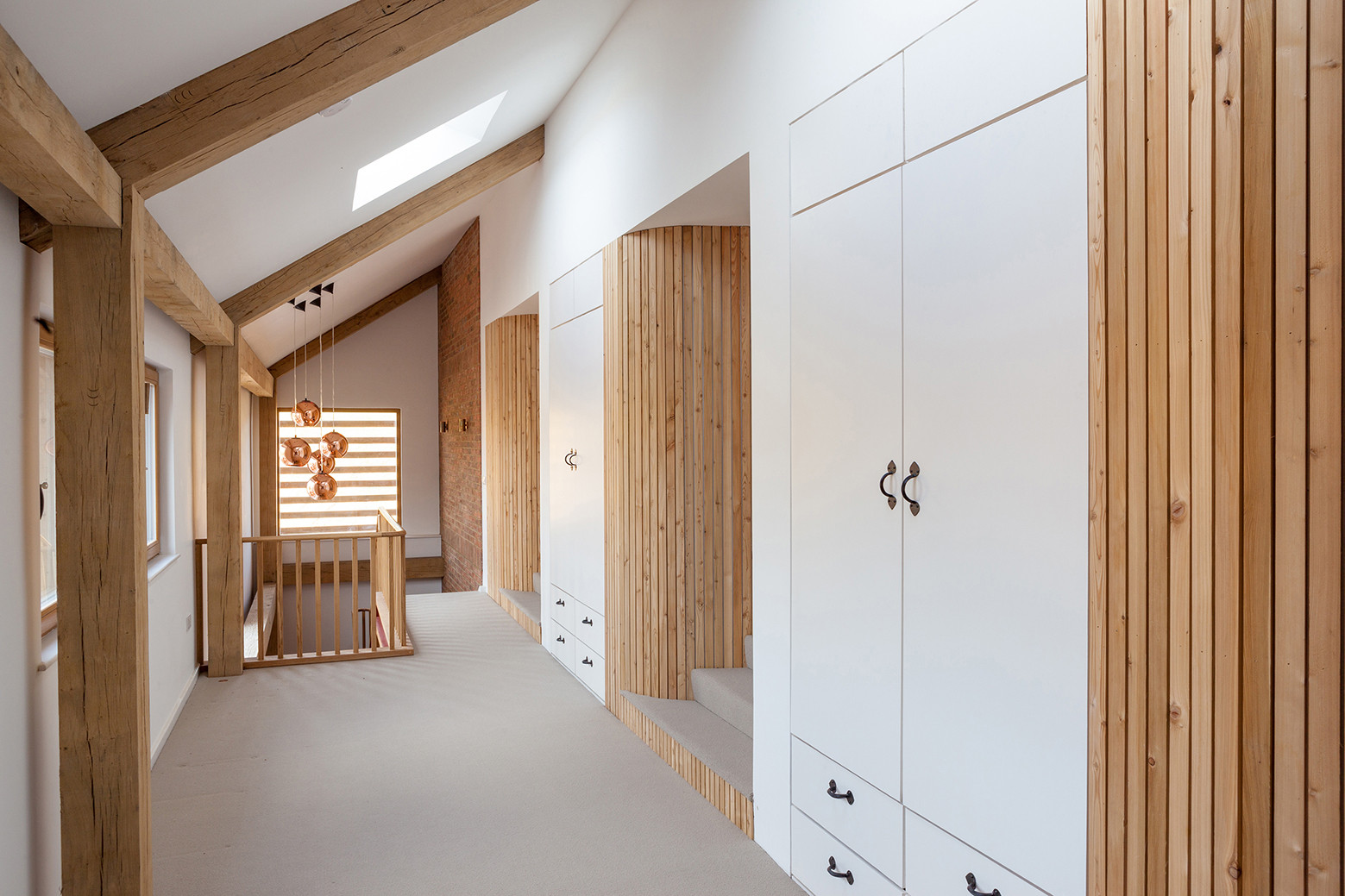 Galería de Casa marcos de madera / A-ZERO architects - 5