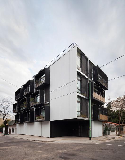 Quintana 4598 / IR arquitectura, © Federico Cairoli