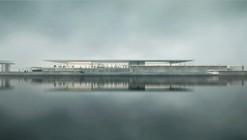 Propuesta para un nuevo acuario en Gdynia de Mikolai Adamus